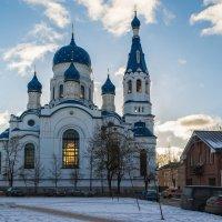 Покровский собор в Гатчине (2) :: Владимир Демчишин