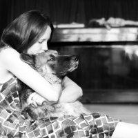 Даша и Тристан :: Ольга Лапшина