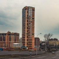 Фрагмент города :: cfysx