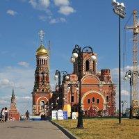 Строительство собора. Йошкар-Ола :: MILAV V