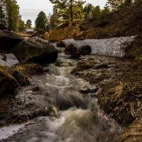 Весенние воды :: Олег Мартоник