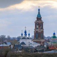 Свято-Покровский храм :: Сергей Цветков