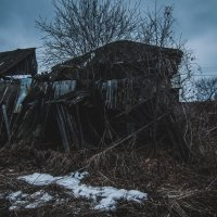 Заброшенный дом. :: Я Сурико