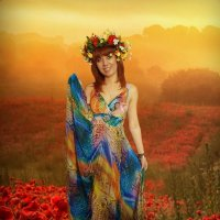 Spring portrait :: Vladdimr SaRa