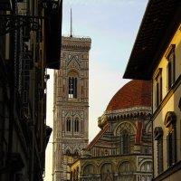 Duomo Ferenza в тонах заката :: M Marikfoto
