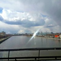 Москва Коломенская река Москваудалитьредактировать :: Михаил Столяров