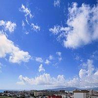 Спектакль облаков над городом :: Валерий Дворников