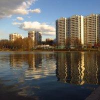 Мир и его отражение :: Андрей Лукьянов