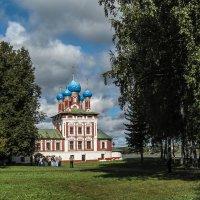 Углич. Церковь Димитрия на крови. :: Владимир Безбородов