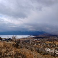 Посёлок Култук на Байкале. :: Rafael