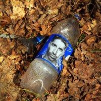 А ты за собой убрал мусор в лесу? :: Андрей Заломленков