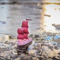 Кораблик :: Татьяна Наймушина