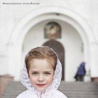 возле храма :: Елена ПаФОС
