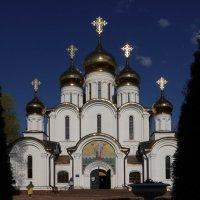 Храм :: Николай Рогаткин