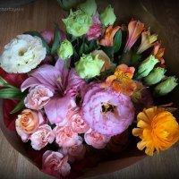 Букет цветов - что может быть чудесней? :: Anna Gornostayeva
