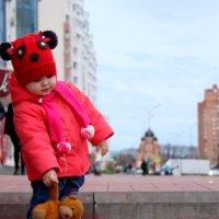 МИШКА КОСОЛАПЫЙ...... :: Анна Шишалова