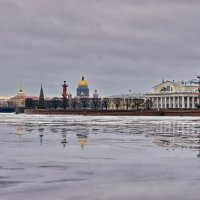 В январе :: Ольга СПб