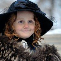 Маленькая Леди... :: Андрей Вестмит