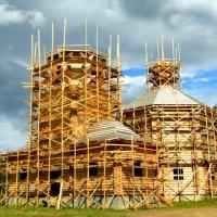 Сельской церкви быть! :: Vladimir Perminoff