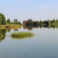 озеро Святое :: Galina ✋ ✋✋