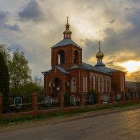Храм :: Бронислав Богачевский