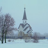 Церковь. :: Miko Baltiyskiy