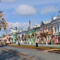 Улица в городе Вольске. :: Анатолий