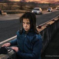 На мосту :: Владимир Дядьков