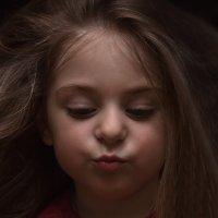 Поцелуйчик. :: Ольга