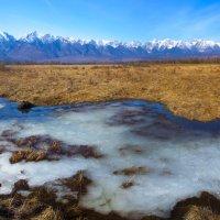 Весна в долине :: Анатолий Иргл