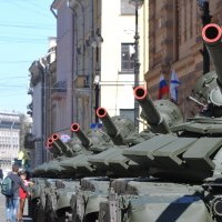 и танки наши быстры... :: александр
