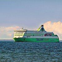 Tallink возвращается домой :: Marina Pavlova