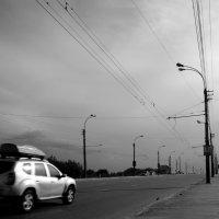 черно-белое :: Олег Гулли