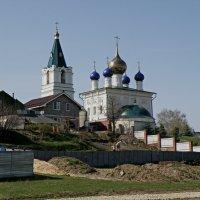 Церковь Михаила Архангела в Б.Козино (Нижегородская область) :: Андрей Головкин