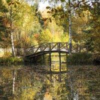 ...Такой вот живописный мостик ... :: Игорь Сорокин
