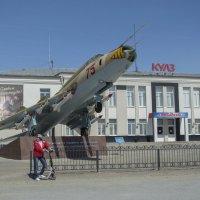 Самокат и самолёт :: Михаил Полыгалов