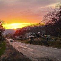 Дорога домой... №2 :: Арина