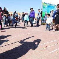 Казахская национальная игра Асык :: Dmitriy Predybailo