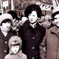 Запорожье, 1977 год :: Нина Корешкова