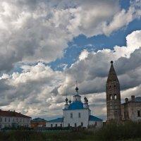Монастырь. Борок. Костромская область :: MILAV V