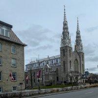 Базилика Богоматери в Оттаве (Нотр-Дам), Канада :: Юрий Поляков