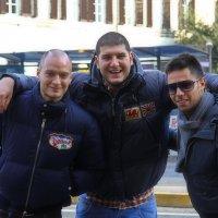 Футбольные фанаты, клуб MILANO :: M Marikfoto