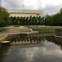 После дождя... :: Anna Gornostayeva