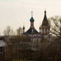 Храм на закате :: Vladislav Gushin