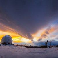 Закат в горах :: Olga Lakeeva