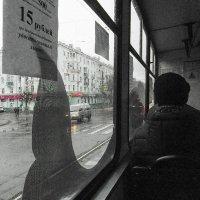 В дождливый день с работы... :: Людмила Фил
