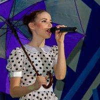Песня под дождем :: Дмитрий Сиялов