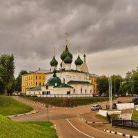 Церковь Спаса на Городу (1672г.) :: Ольга СПб