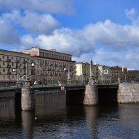 Пикалов мост. :: Наталья