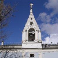 ц. Успения Пресвятой Богородицы в Успенском вражке :: Анна Воробьева